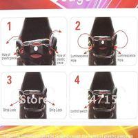 Неоновые шнурки для обуви ! CE & RoHS LED FLASH LITE GLOW STICK CH616-CH619