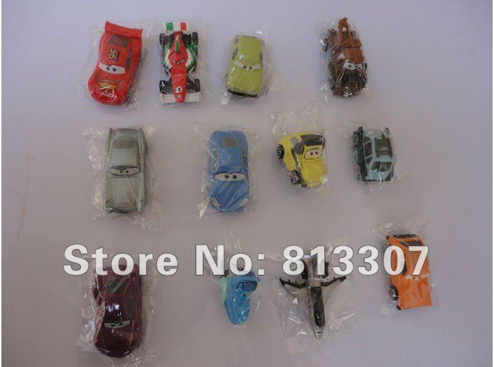 Pixar car 12pcs new 2