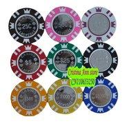 Фишки для покера 16g + + +