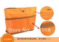 New Women Handbag Large Insert Nylon Liner Organizer Multi-function Bag in Bag