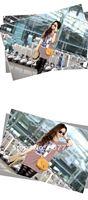 Сумки летние сумки ретро ручной диагональный женщин пу hangbag