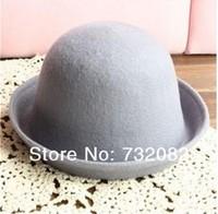 Женская фетровая шляпа HTY 1pcs/lot E2647