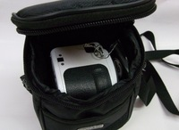 Free Shipping Waterproof DSLR SLR Camera case Bag with shoulder strap Camera Bag for any Canon Nikon Sony Pentax  Camera