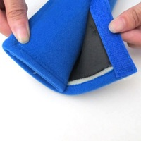 1 Pair Car Safety Seat Belt Shoulder Pads Cover Cushion Harness Comfortable Pad[99435]