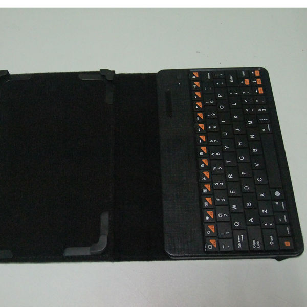 New fashionable 7inch 10inch bluetooth wireless keyboard cover case