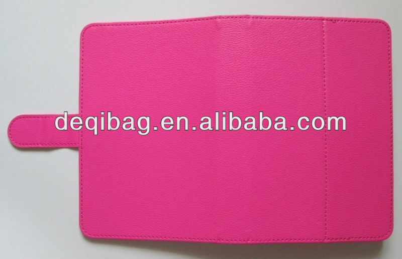 wholesale customized logo universal tablet computer protection shell PU laptop cases