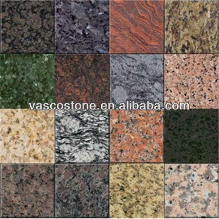 Of Granite Tile Wholesaler Price Buy Different Types Of Granite Tile