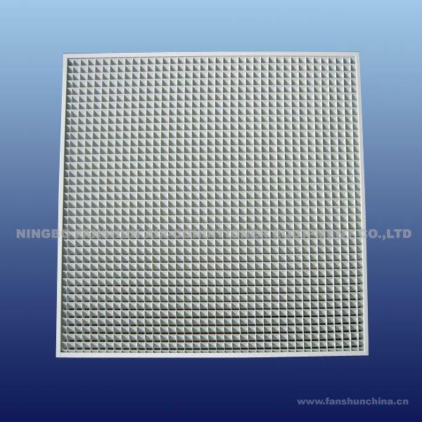 Eggcrate air grille (EG-C),air valve,ceiling grille