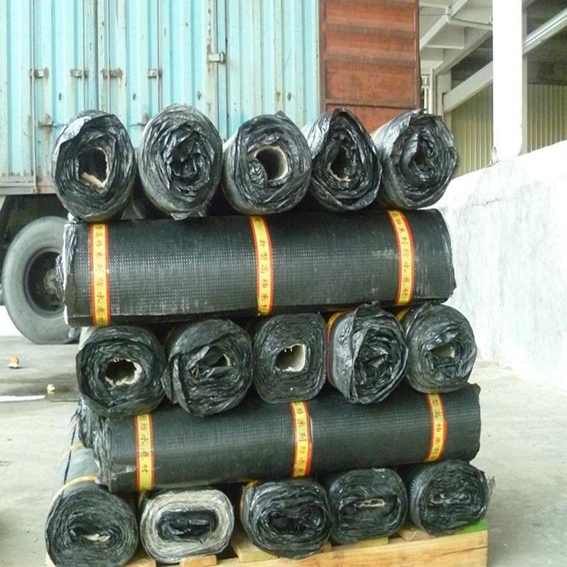 Modified asphalt waterproof roll roofing membrane