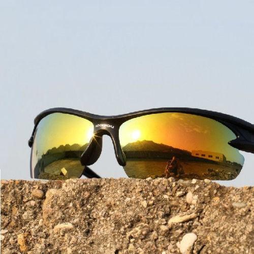 красочные объектив новый Велоспорт велосипедов очки солнцезащитные очки велосипед защиты очки