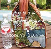 Сумка для путешествий с короткими ручками XTTW003 Large capacity Liene & PU Winnie Travel Bag with Two Zipper Side Pockets