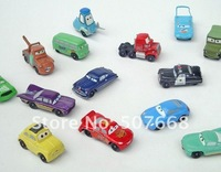 Игрушечная техника и Автомобили Pixar Car Figures Full Set PVC NEW 1 set=14 pcs High Quality for Gift