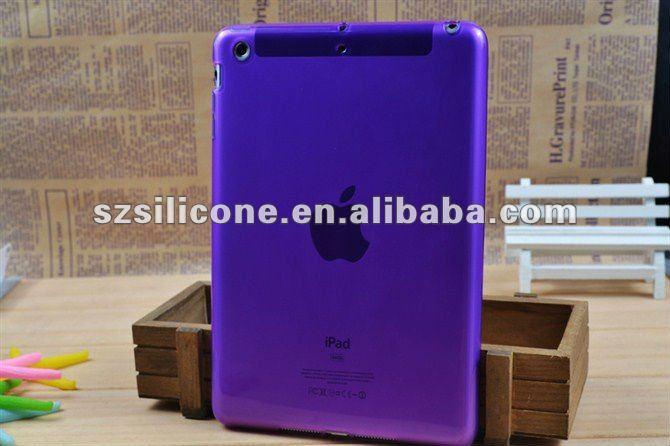 TPU tablet case For ipad mini case Tpu