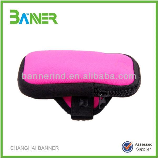 PVC armband waterproof mobile phone bag