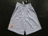 Новый Галатасарай футбол тайские шорты футбол Брюки мужские dri подходят новые Галатасарай Блохин брюки Таиланд качества