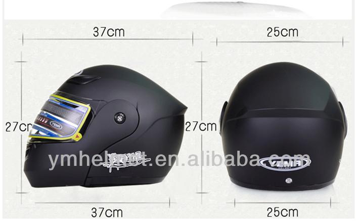 flip-up motor bluetooth helmet manufacturer YM-920