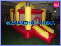 Надувной батут The mini for children of the air this bed 3-5 days nylon inflatable bouncer SIZE:8.2'L-6.6'W-6.6'H