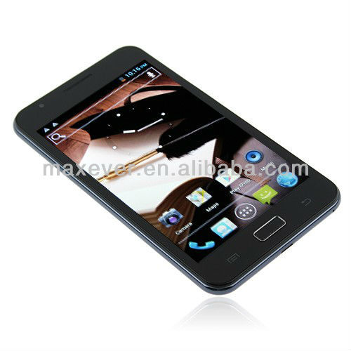 Wholesale Android 4.1 OS 5 Inch Screen 3G MTK6577 Smart Phone