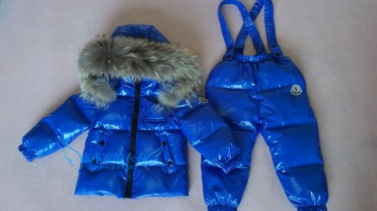 Зимний костюм ребенку своими руками 28