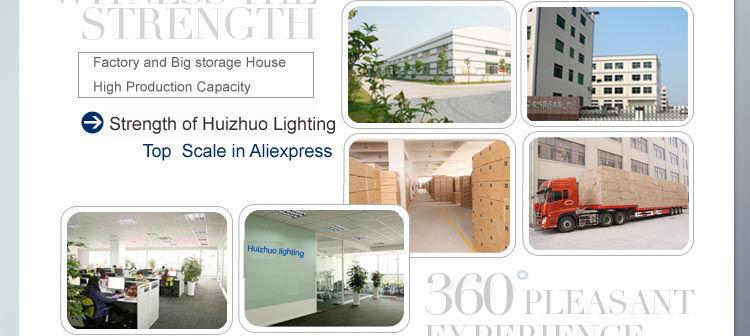 [Huizhuo lighting]High power led corn bulb e27,6W led corn light bulb with smd 108pcs with high brightness in Zhong shan
