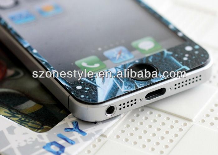 "Mobile phone sticker for iphone 5"" original"