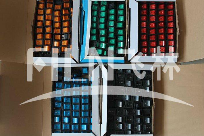15a 250v KCD4 rocker switch on off 4 pin