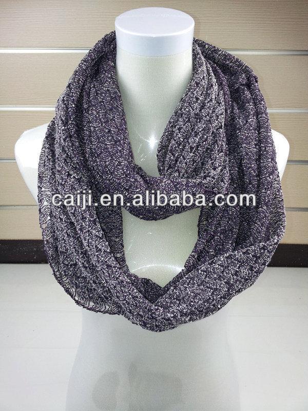 Fashion Winter Women Neck Scarf Knitting Pattern  Buy Knitted Scarf  Knitted Fashion Scarf Patterns
