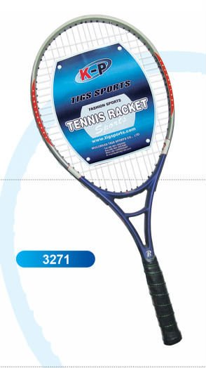 good Aluminum alloy ttitanium Carbon fiber sports Tennis racket