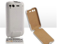 Чехол для для мобильных телефонов Original ICarer leather case for HTC G12 Desire S S510E cover Top quality genuine for G12 with good retail package 4 colors