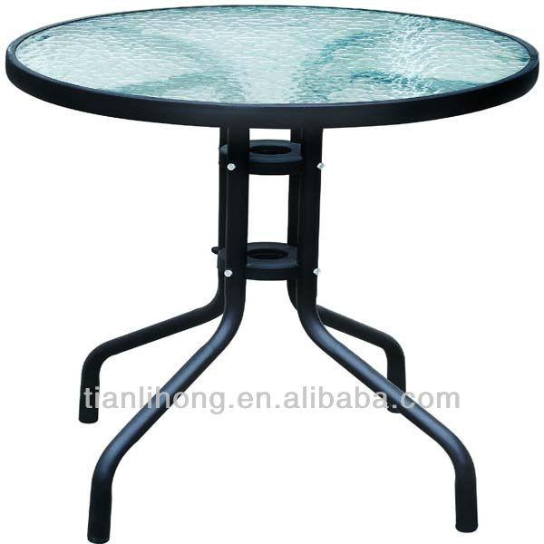 Дешевые стеклянный обеденный стол-всадовые столы из мебель д.