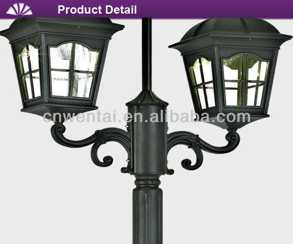 Cheap Newest LED solar garden light
