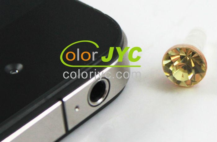 P089 anti dust plug for phone
