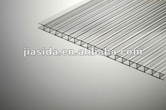 lexan mat riau polycarbonate feuille creuse pour toiture. Black Bedroom Furniture Sets. Home Design Ideas
