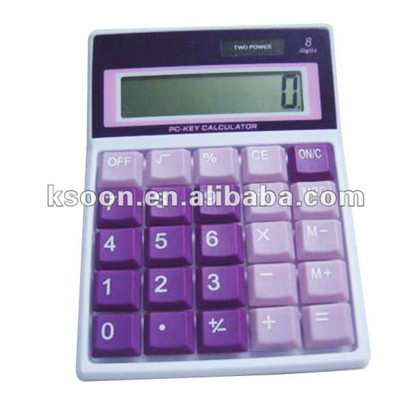 Dual Power Desktop Electronic Scientific Calculator
