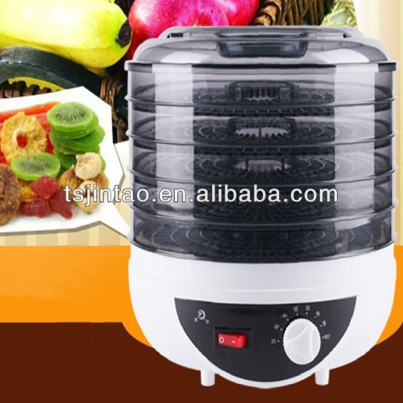 5 layers home electric food dehydrator mechanical and save power