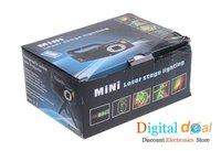 Освещения для сцены DJ Party Stage Light Anime mini laser stage lighting Red&Green&Yellow Mini Projector