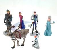 Фигурка героя мультфильма Frozen 5set = 30 /6pcs 5~11cm