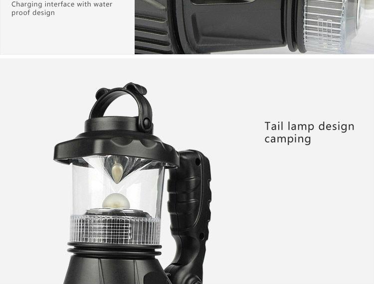 리튬 배터리 3w 손전등 zk2133a 야외 캠핑 조명을 주도-수영장은 ...