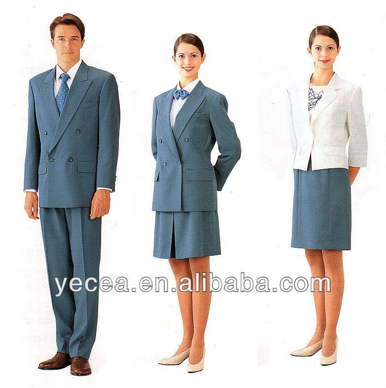 Étoiles hôtel réceptionniste uniforme-Uniformes d'hôtel-ID de ...