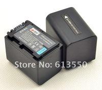 Аккумулятор 2 DSTE 2200mAh np/fv70 SONY np/fv100, np/fv30, np/fv50, np/fv70 dcr/dvd110e, dcr/dvd115e, dcr/dvd202 NP-FV70