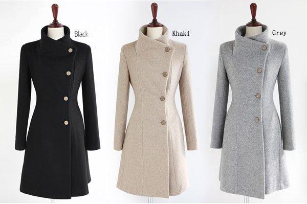 Long Coat For Ladies