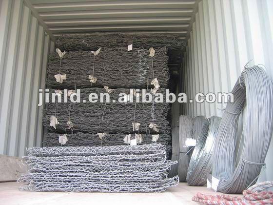 Hexagonal Wire Mesh(iso9001 factory,SGS,3000hs Salt Spray Test)