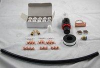 Установка для дуговой сварки plasma cutter CUT50 with 5 sets consumables and