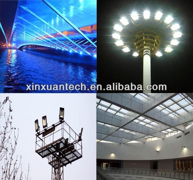 ip65 led flood light lighting 120w rgb flood light us and china