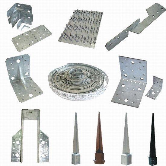 Metal Framing Angle Corner Brace Frame Truss Bracket Tie - Buy Truss ...