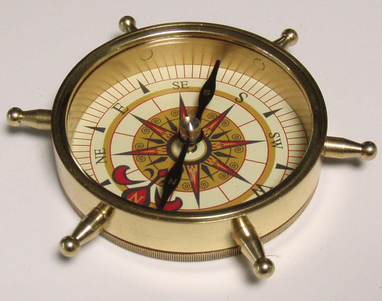 Compass (brass compass)