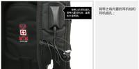 Швейцарский gear моды мужской рюкзак ноутбук путешествия сумка сумка сумка рюкзак