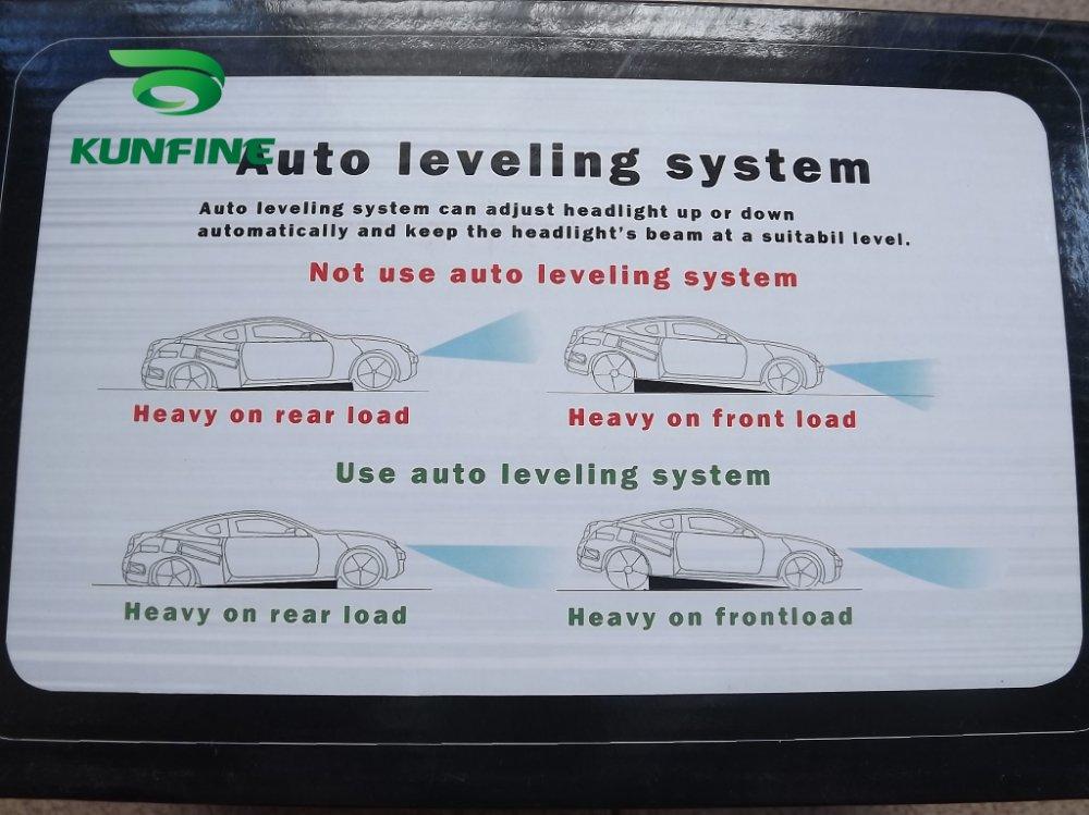 Купить Новые продукты Авто выравнивания система для Автомобиля КСЕНОНОВЫЕ фары соответствовать законодательству ЕС запрос груза падения