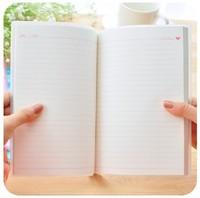 прекрасный Корея точка Съемная крышка Чехлы ноутбука Блокнот А5 Каваи школа канцелярских Управление снабжения