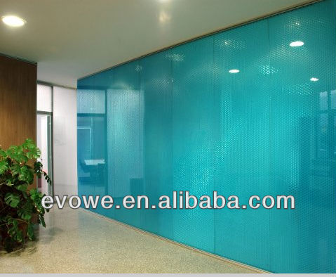theromplastic honeycomb sheet for hotels decoration